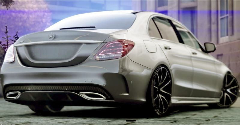 Gta 4 2015 mercedes benz c250 amg w205 mod for Mercedes benz c250 2015