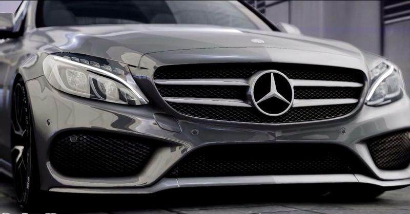 GTA 4 2015 MercedesBenz C250 AMG W205 Mod  GTAinsidecom