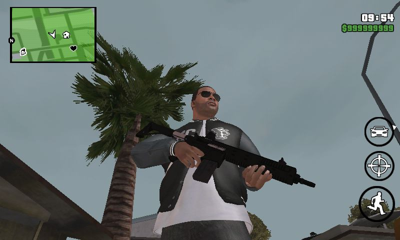 GTA San Andreas Lag Fix For GTA SA MOBILE Mod - GTAinside com