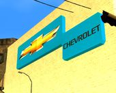 Chevrolet Showroom (Otto's Cars)