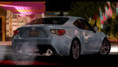 2012 Toyota GT86 (ZN6) Revised Version