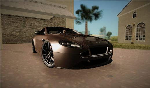 Aston Martin Vantage S V12 *FIXED*