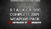S.T.A.L.K.E.R. SoC Weapons Pack
