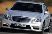 Mercedes-Benz E63 AMG Sound