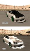 Honda Integra Type R Time Attack