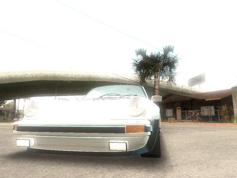 Gta San Andreas 1981 Porsche 911 Turbo 33 Coupe 930 Imvehft Mod