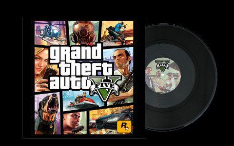 GTA San Andreas GTA V Music/Radio for Android Mod