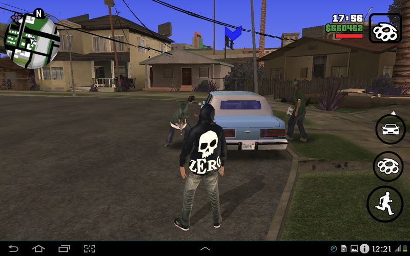 Grand Theft Auto 4 Mobile App