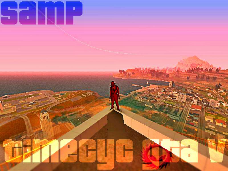GTA San Andreas Timecyc GTA V SAMP Mod - GTAinside.com