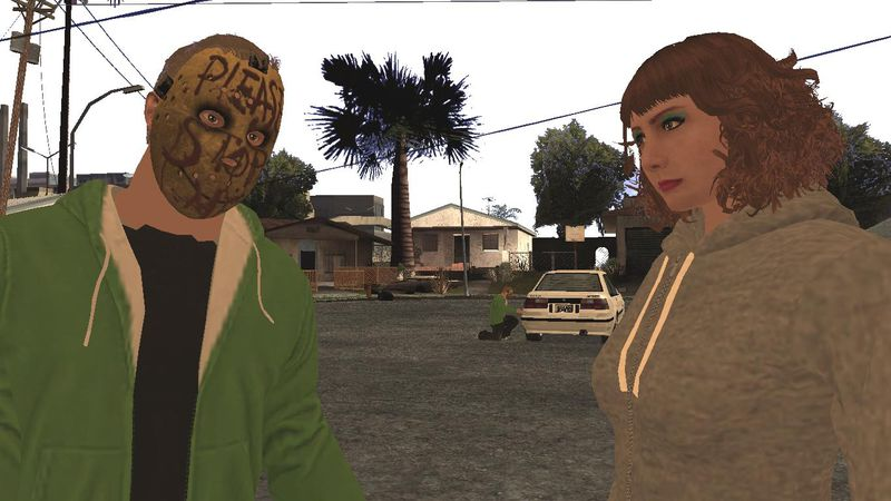 Gta san andreas gta online male and female skin mod gtainside gta online male and female skin voltagebd Image collections