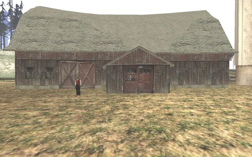 GTA V North Yankton Barn