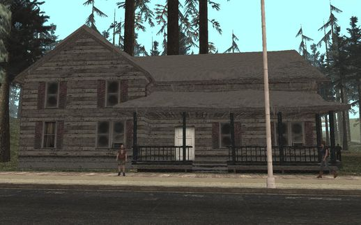 GTA V North Yankton Safehouse