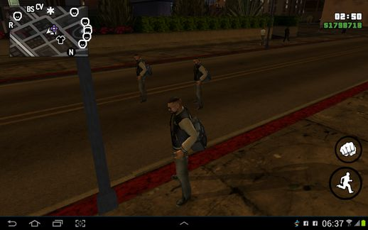 CJ Clone Mod for Android