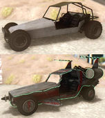 GTA V BF Dune Buggy & Space Docker