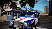 Policia PSP & GNR Land Rover Defender + Sounds