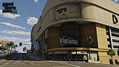 GTA 5 San Vitus Blvd Canvas Wallpaper