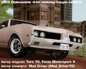 Oldsmobile 442 Holiday Coupe (4487) 1969