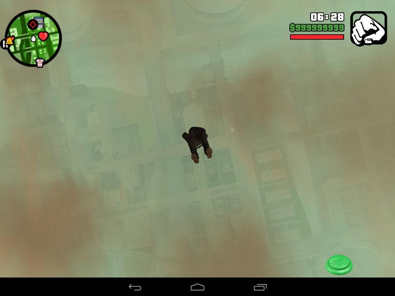 how to use parachute in gta 5 skyfall