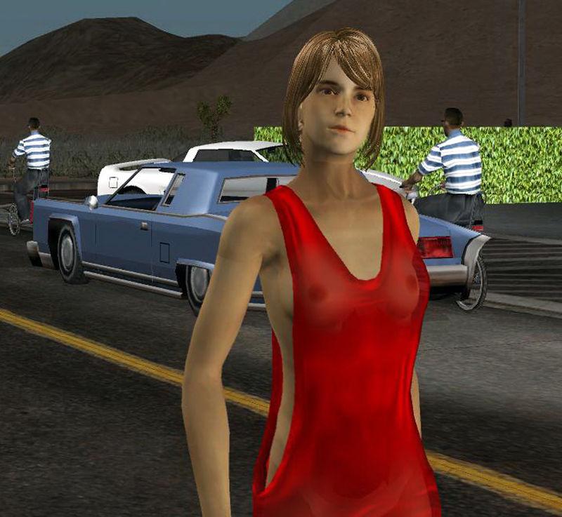Gta San Andreas Emma Watson Mod Gtainside Com