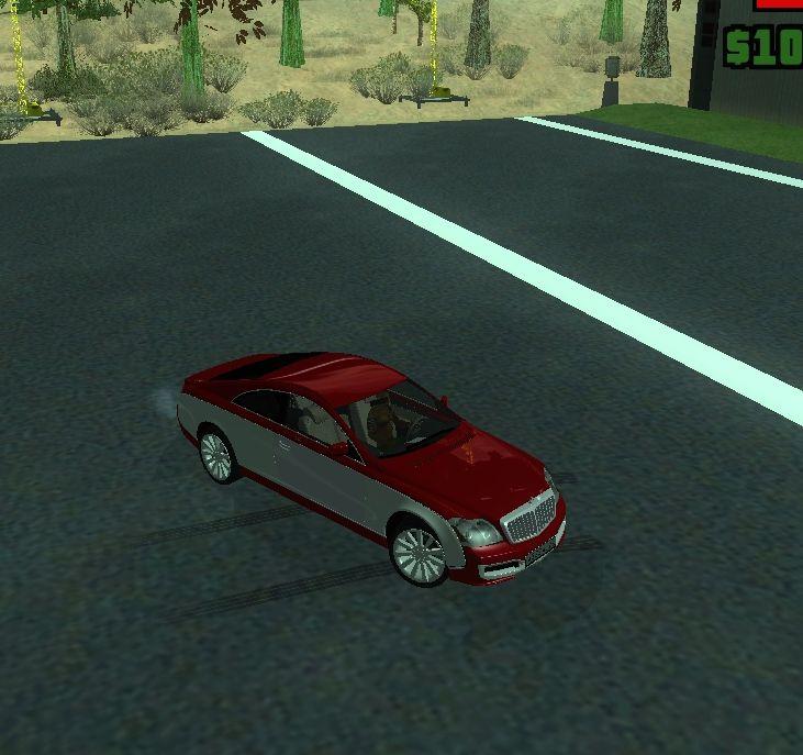2012 Maybach 57 Camshaft: GTA San Andreas Maybach 57S Coupe Xenatec Mod