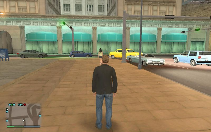 GTA San Andreas GTA V Lazlow Jones Mod - GTAinside com