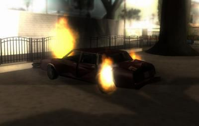 Gta San Andreas Gta Iv Car Window Crash Mod