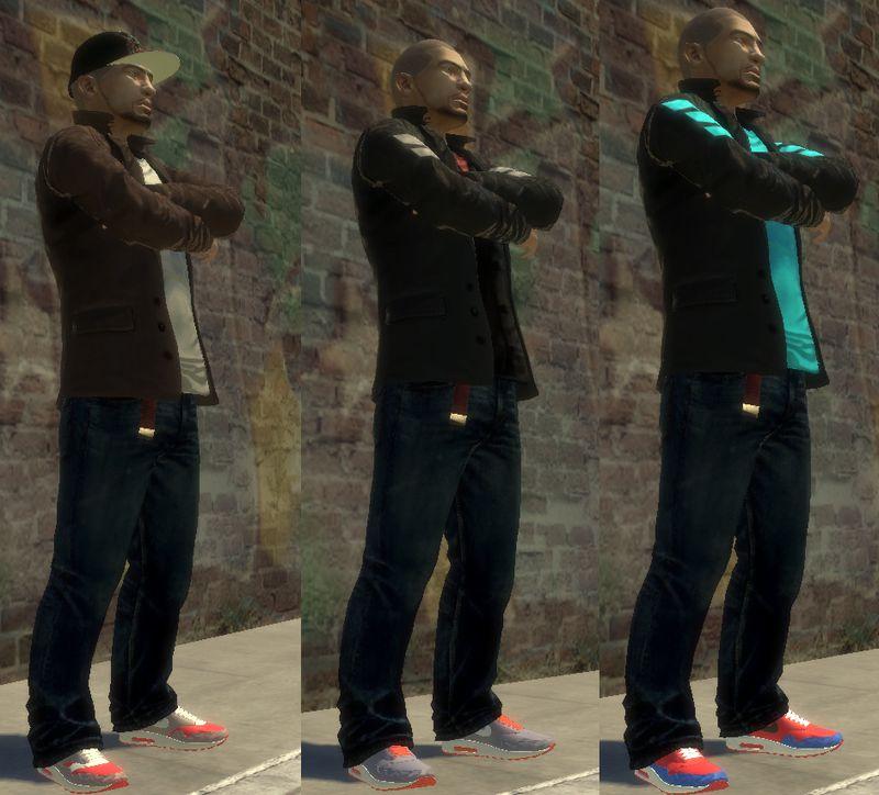 Gta online new clothes