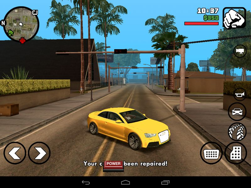 gta san andreas skin/vehicle pack 5 cleo mods android