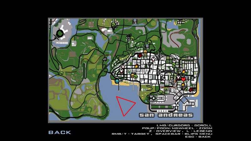 Gta San Andreas Bermuda Triangle For Android Mod