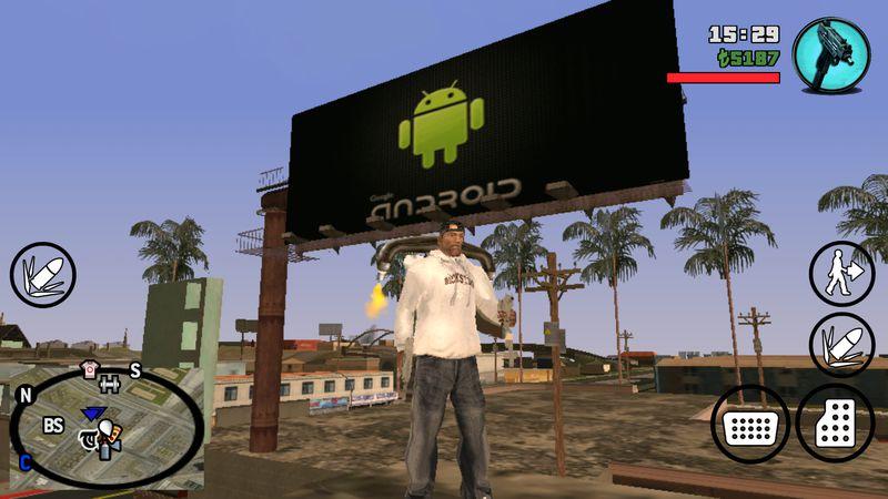 Gta san andreas modificado para android
