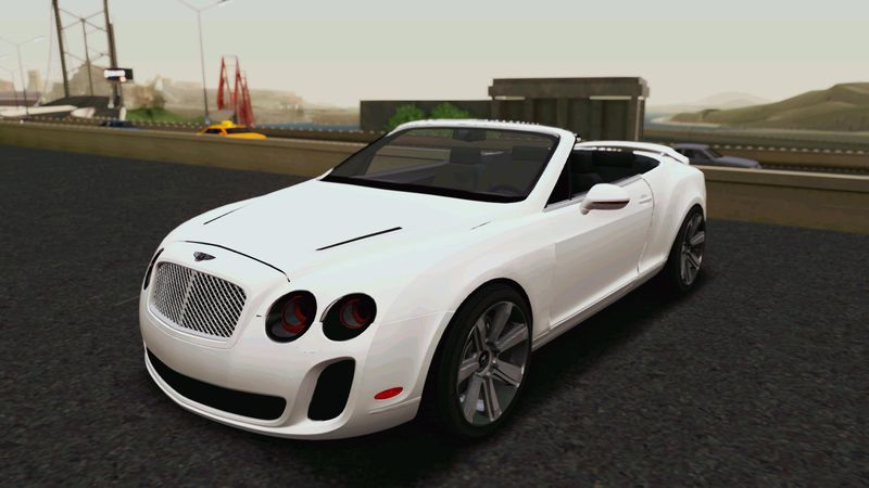 Gta San Andreas Bentley Continental Ss Mod Gtainside Com