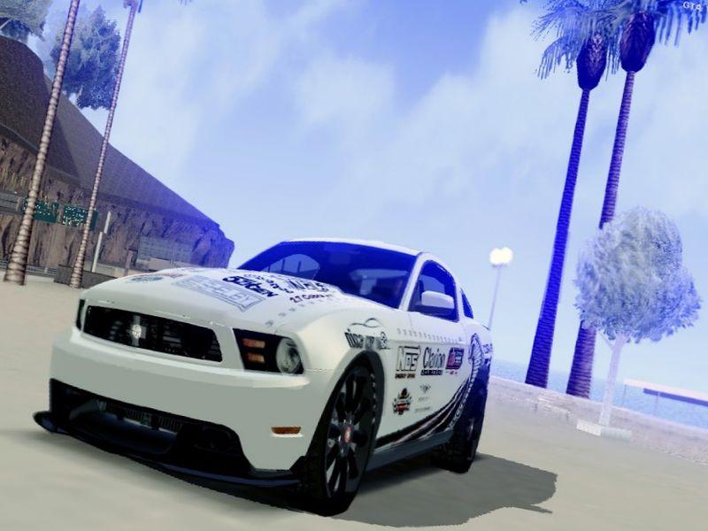 Gta San Andreas 2010 Ford Mustang Cobra Jet Mod Gtainside