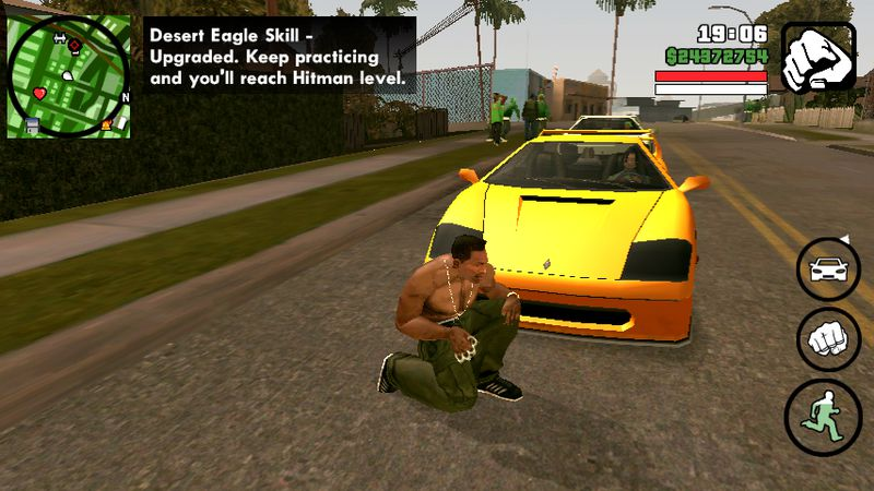 gta san andreas sports cars for gsf android mod - gtainside