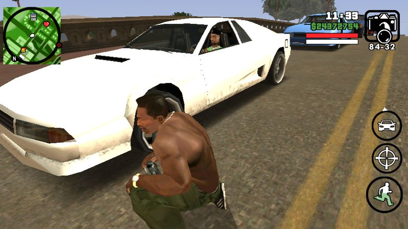 Gta San Andreas Sports Cars For Gsf Android Mod Gtainside Com
