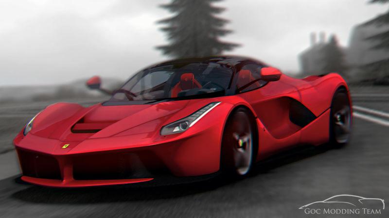 GTA San Andreas Ferrari LaFerrari 2013 [HQ] Mod - GTAinside.com