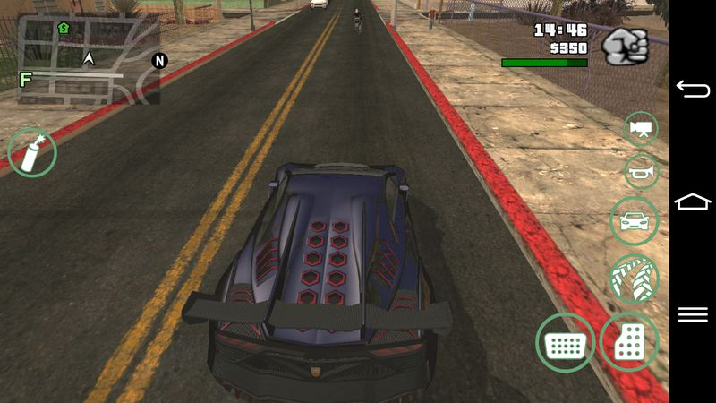 GTA San Andreas GTA SA Graphics Optimizer for Android ROOT