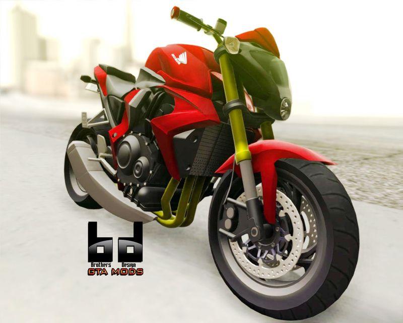 Honda CB 1000 R V 20