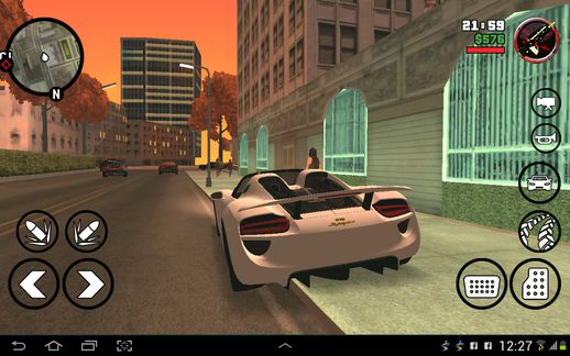 HD Remaster Driving Camera Style for Android