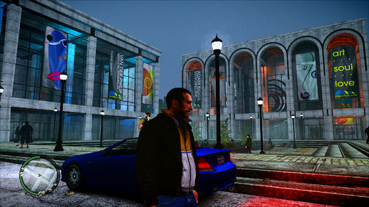 ENB GTA IV what....