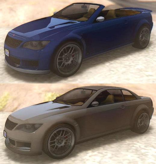 GTA San Andreas GTA V Cars - Mods and Downloads - GTAinside.com