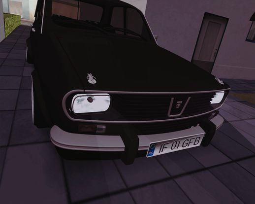 Dacia 1300 GFB Stanced -HQ-