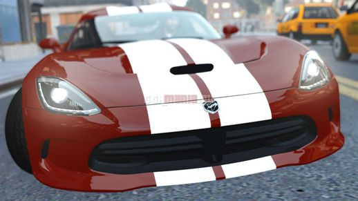 Dodge Viper SRT GTS 2013 [Beta]