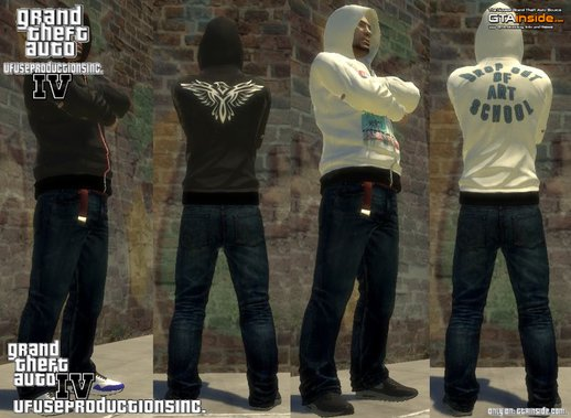New Clothing Pack 2015