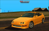 2001 Acura Integra TypeR - Stock