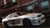 Nissan Skyline GT R33 1996 [Beta]