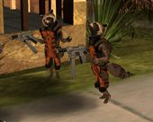 Rocket Raccoon (From Guardians of the Galaxy)
