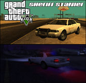 GTA V Vapid Stanier Sheriff