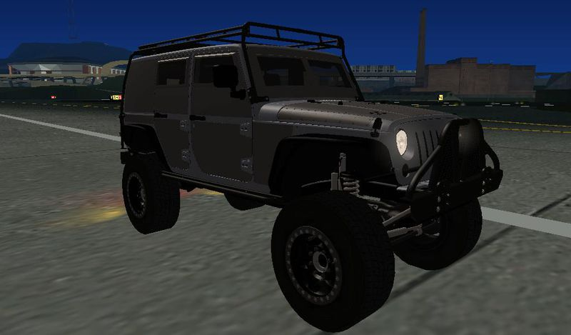 gta san andreas 2013 jeep wrangler unlimited series iii jk. Black Bedroom Furniture Sets. Home Design Ideas