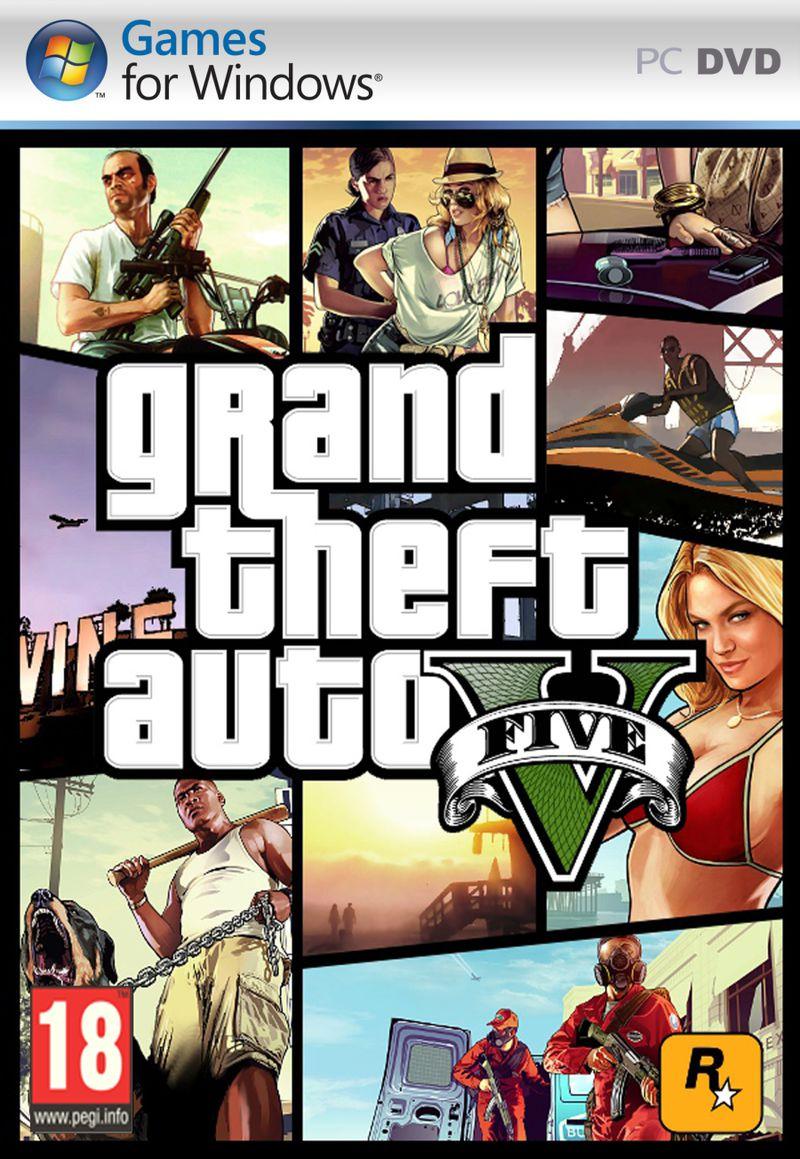 Download Game Gratis Gta 5