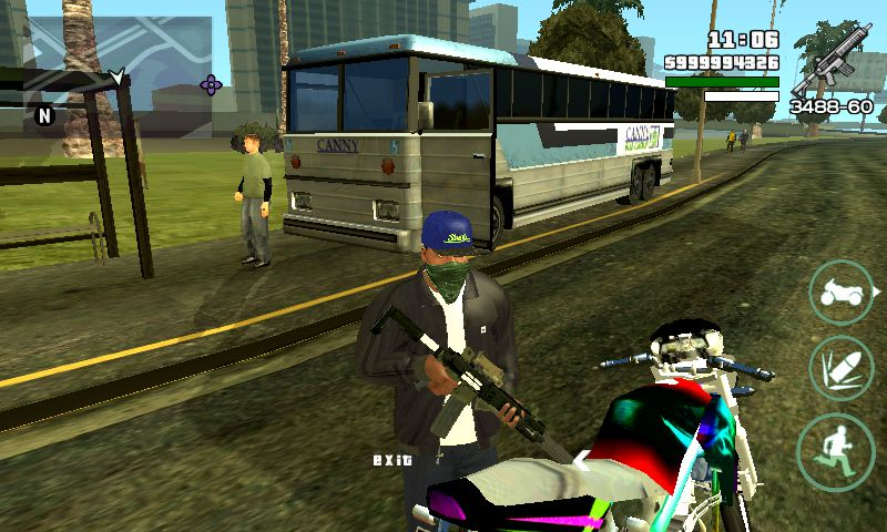 GTA San Andreas Real Life In LV for Android Mod - GTAinside com